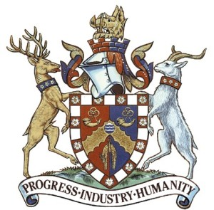 Bradford Council Civic Crest