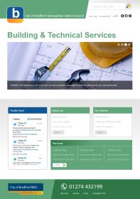 Design 1: service page (desktop)
