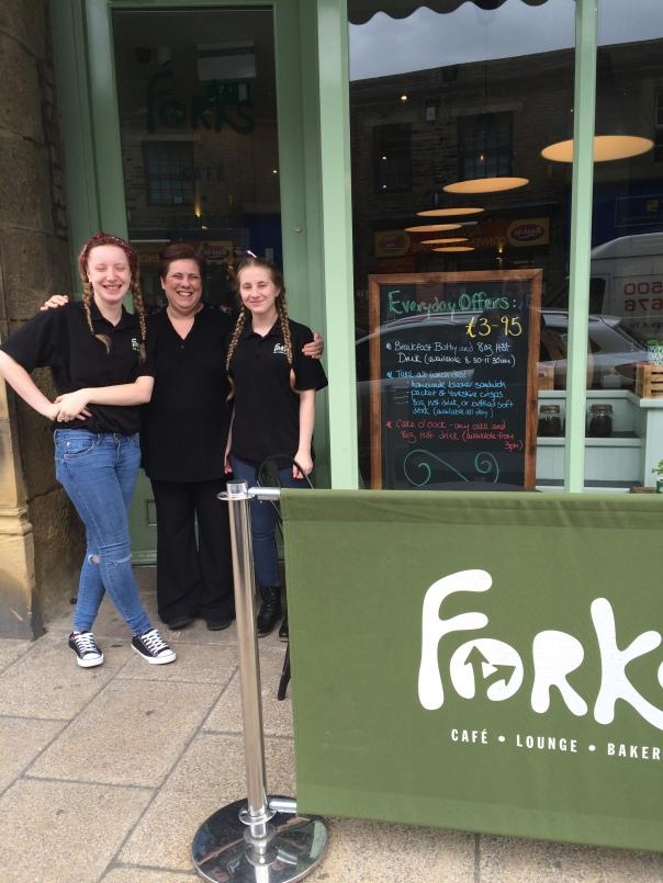 Forks Cafe, Bradford