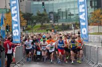 Bradford City Runs 2015 start of the race