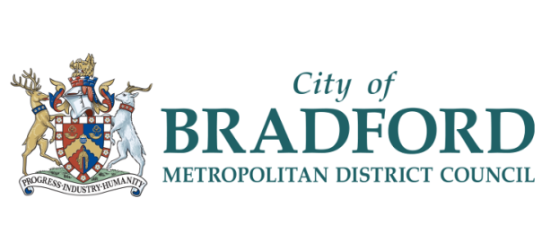 Updated Bradford Council logo, 2017