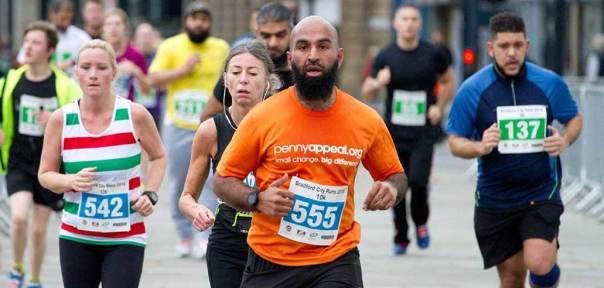 Bradford City Runs 2017